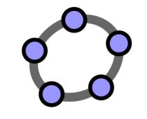 Geogebra logo