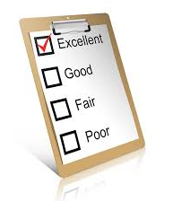 Rating clipboard